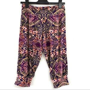 Onzie Cropped Balloon Pants